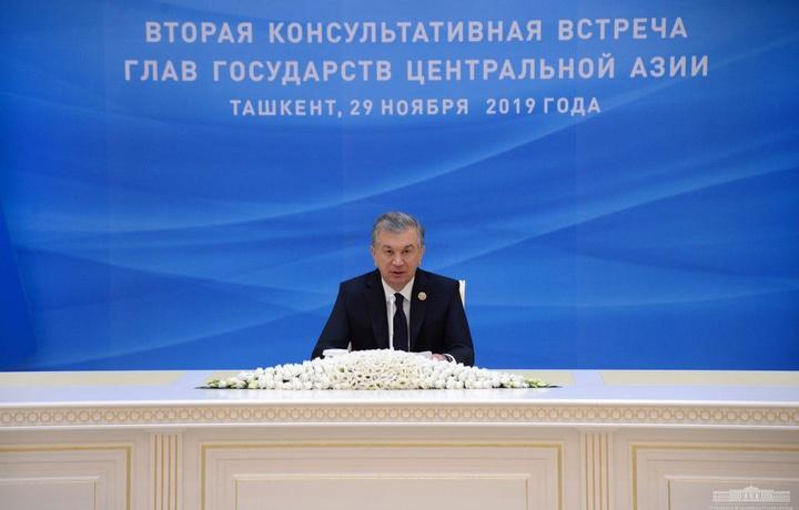 Shavkat Mirziyoyev: «Sifat jihatidan mutlaqo yangi bosqichga ko'tarildik»
