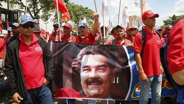 Pompeo Venesuelada hokimiyatni almashtirishga AQSh qancha pul sarflashini aytdi