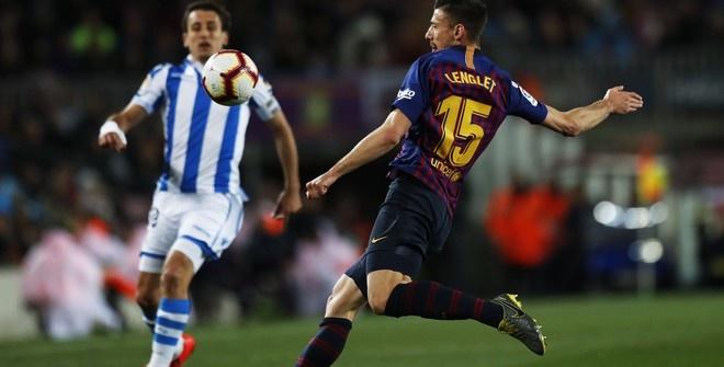 Матч между «Барселоной» и «Реалом» перенесли из-за беспорядков в Каталонии