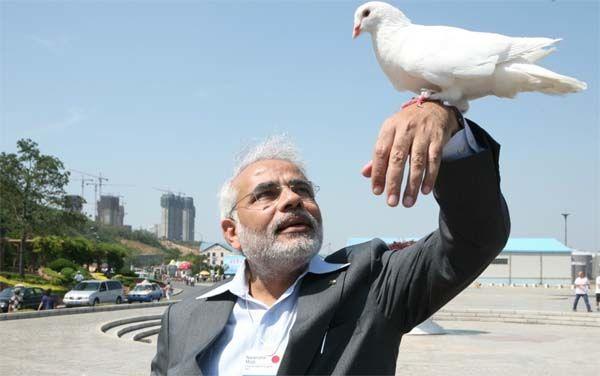 Премьер-министр Индии Нарендра Моди — «Чемпион Земли»