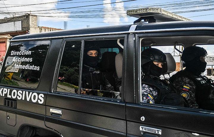 Спецслужбы Венесуэлы задержали главного оппозиционера
