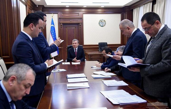 Prezident xalqaro forum yuzasidan mutasaddilarga topshiriq va ko'rsatmalar berdi