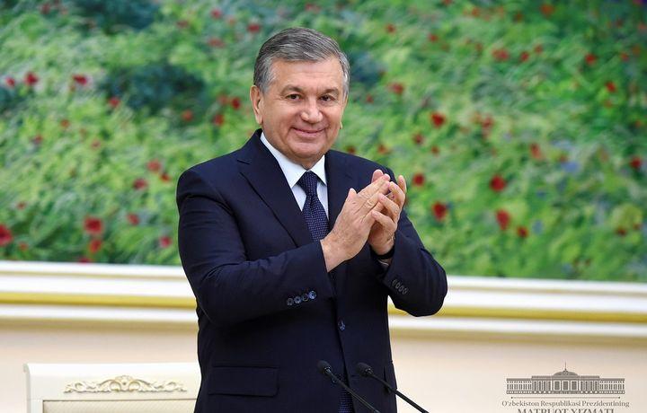 Шавкат Мирзиёев Ўзбекистон ОТЖни чемпионлик билан табриклади