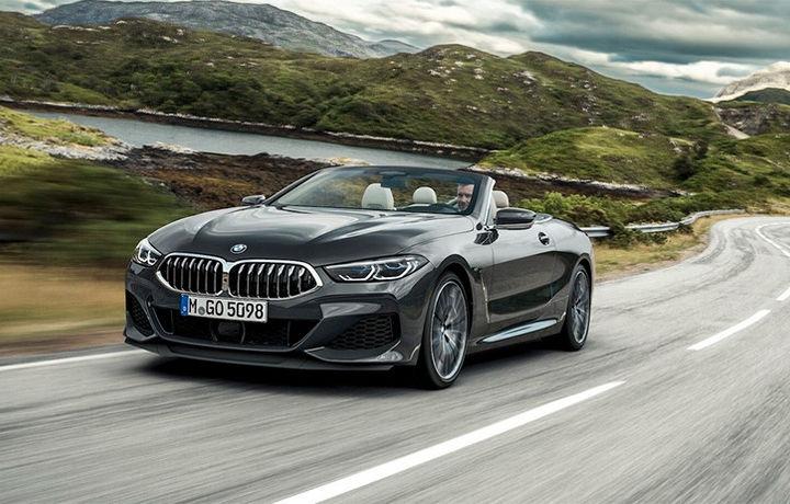 BMW представил открытую «восьмёрку»