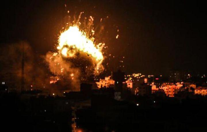 Более 400 ракет были выпущены из сектора Газа по Израилю за сутки