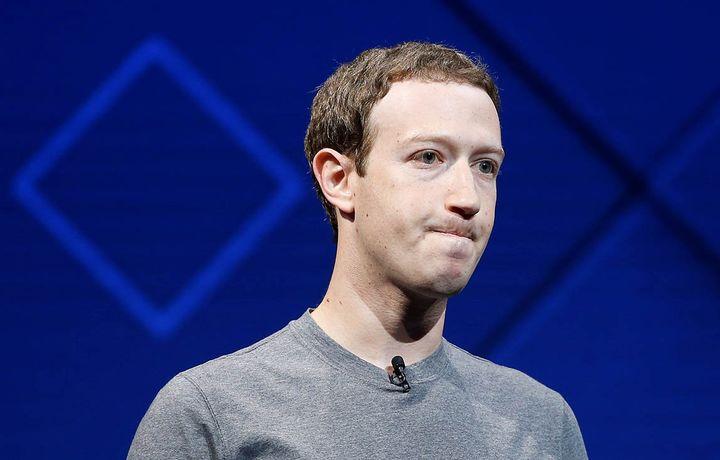 «Facebook» асосчиси бир кунда 6 миллиард доллардан айрилди