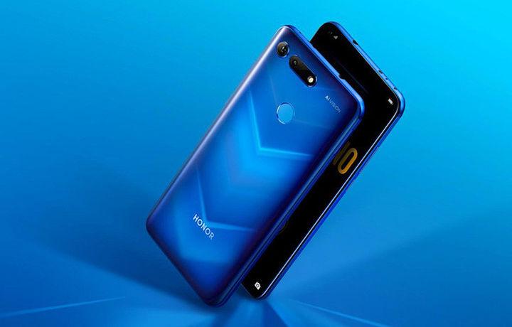 Huawei представила смартфон Honor V20 с камерой на 48 Мп (фото)