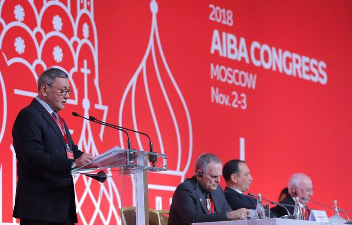AIBA конгресси бошланди. Ғофур Раҳимов президентликка асосий даъвогар