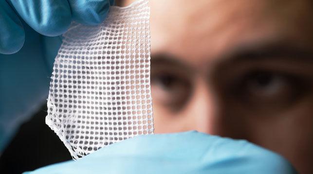 Биологически активный материал для регенерации кожи создали в Китае
