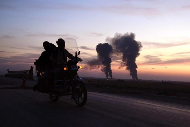 Боевые беспилотники атаковали военный аэродром в Сирии