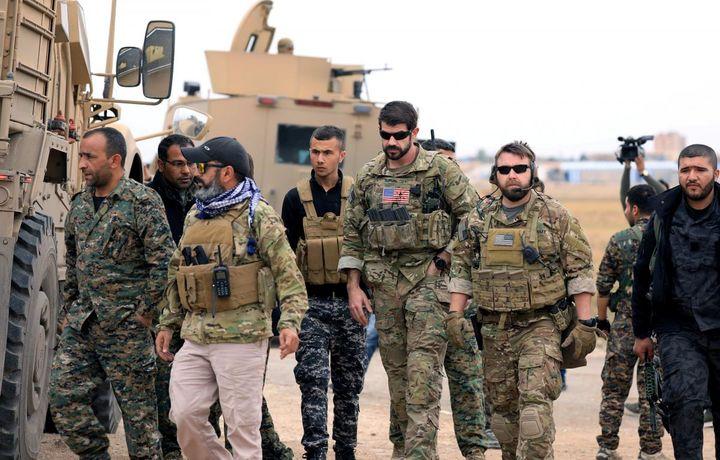 Коалиция отказалась оставаться в Сирии после ухода США - Washington Post