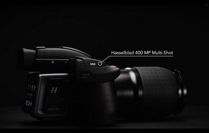 Швеция компанияси 400 мегапикселли камерани тақдим этди. Унинг нархи 48 минг доллар