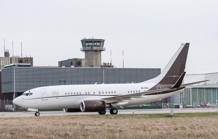 В Германии министров пересадят на рейсовые самолёты
