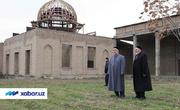 Shayx hazratlarining nomi beriladigan masjid.
