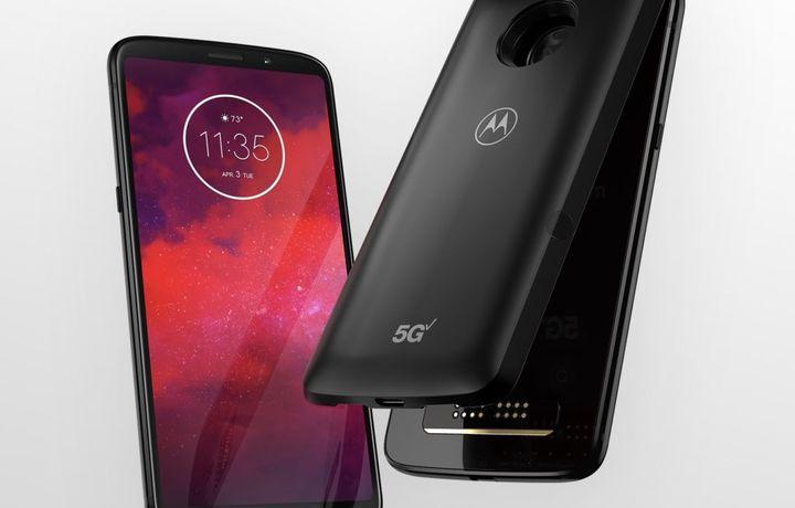 Motorola готовит 5G Moto Mod, который отключает передачу при приближении пользователя