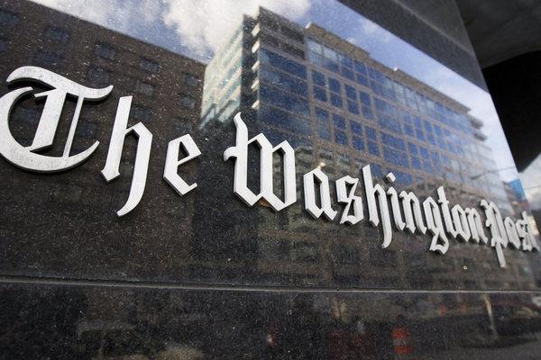 «Washington Post» АҚШ сайловига «Россия аралашуви»ни ёритгани учун Пулитцер мукофотини олди