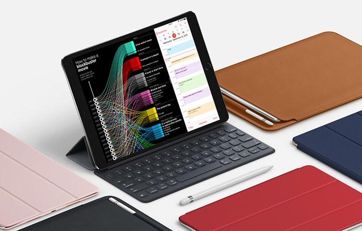 Apple выпустила скоростной iPad