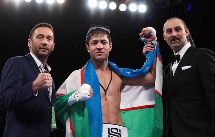«Спорт» телеканали ўзбекистонлик нокаутчи боксчининг жангини «жонли» эфирда намойиш этади