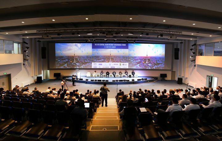 Internetni boshqarish bo'yicha 4-Markaziy Osiyo forumi Toshkentda o'tmoqda (foto)