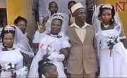 Ugandalik sotuvchi bir necha marta to'y qilishga puli yo'qligini aytib, birdaniga uch ayolga uylangan.