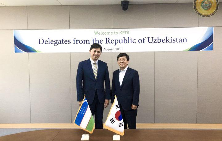 МНО налаживает сотрудничество с Министерством образования Республики Корея