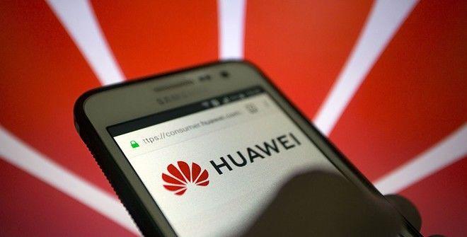 Реклама появилась на экранах блокировки смартфонов Huawei