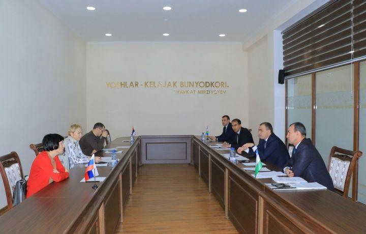 Samarqandda «Rossiya davlat jismoniy tarbiya, sport, yoshlar va turizm universiteti» filiali ochiladi