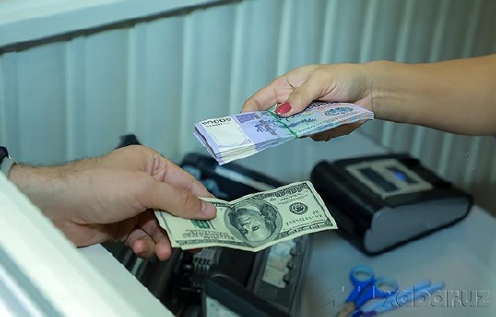 Dollarning rasmiy kursi yana oshdi