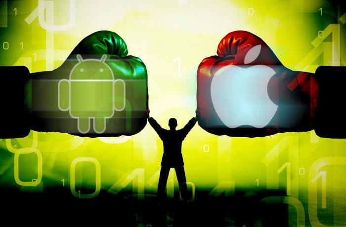«iOS»ning «Android»dan afzalligi — ekspertlar fikri