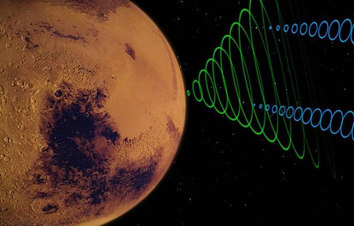 NASA создала нейросеть для полёта на Марс