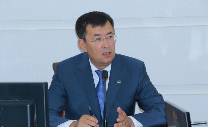 Эркинжон Турдимов яна сенатор бўлди