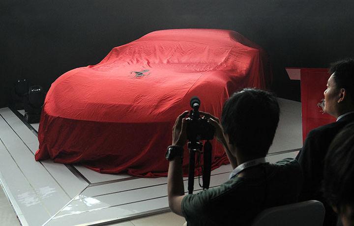 Ferrari порадует автолюбителей новым спорткаром
