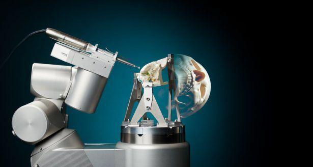 «RoBoSculpt»: Бош чаноғини пармалашга қодир робот-жарроҳ