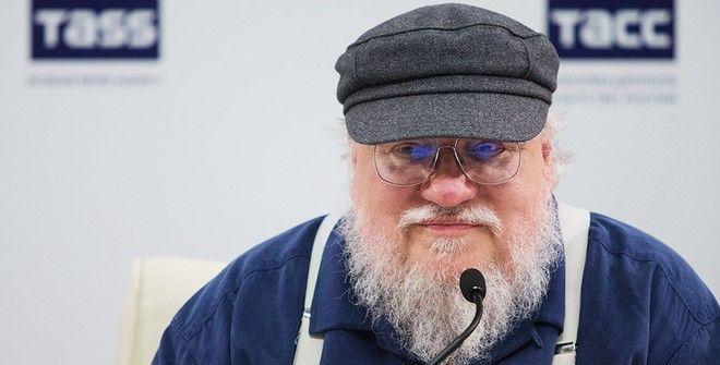 Мартин не стал говорить о конце книжной версии «Игры престолов»