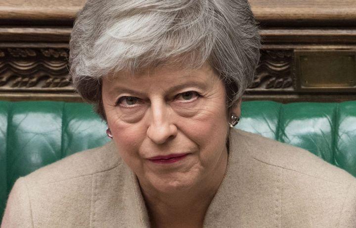 Тереза Мэй попросила больше времени на Brexit