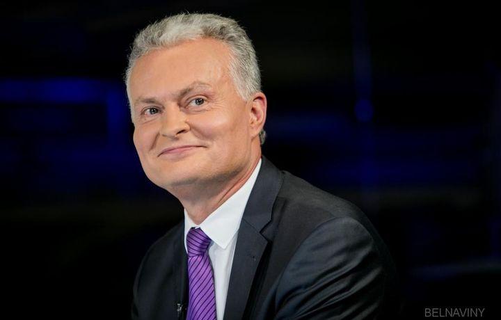 Гитанас Науседа — Литванинг янги президенти