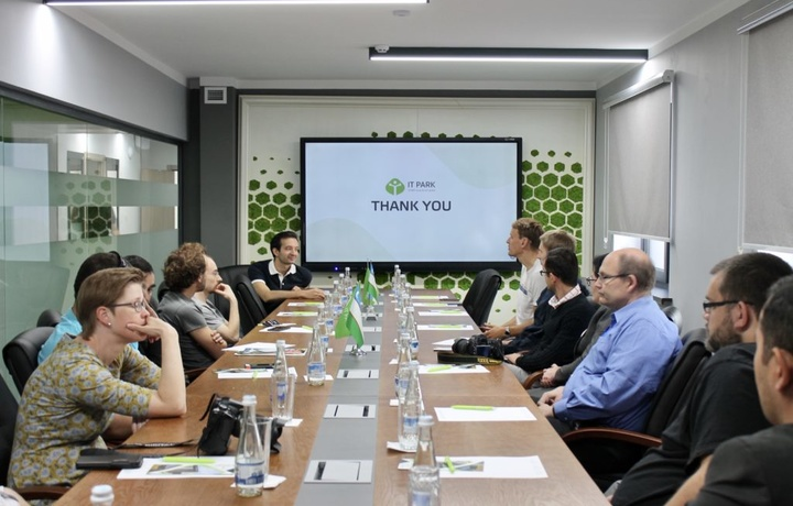 Germaniya kompaniyalari O'zbekistonda autsorsing markazlarini ochishga qiziqish bildirdi
