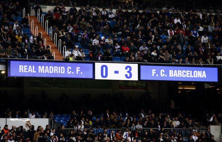 «Барселона» «Реал»ни Испания Кубогидан чиқариб юборди (видео)