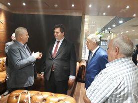 Мэр Будапешта прибыл в Ташкент