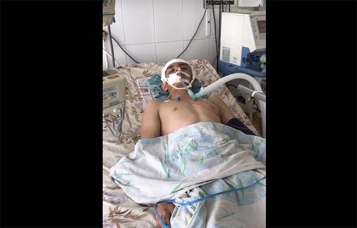 17 yoshli sportchi yigit bir haftalik komadan so'ng vafot etdi