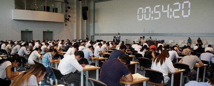 Слушатели подготовительных курсов получили шанс стать студентами IUT без вступительных экзаменов
