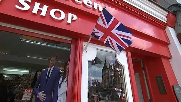 Британцы стали больше покупать (видео)