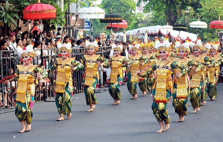 Индонезия нацелена привлечь 1,5 млн туристов из Австралии в 2019 году