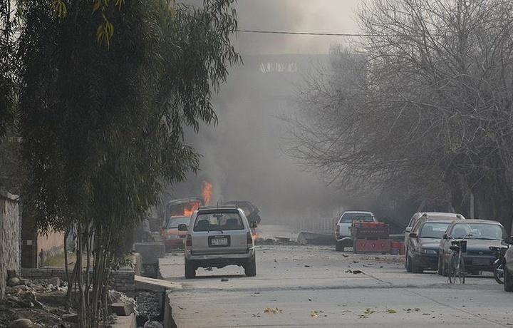 Теракт на востоке Афганистана: 32 погибших