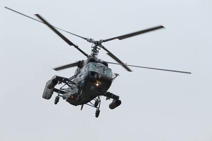 Россия вертолёти Болтиқ денгизига қулади