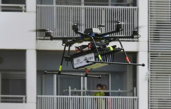 Япония почтаси ходимлари камлиги учун дронларни ишга солди