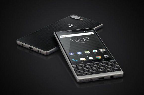 TCL показала BlackBerry KEY2 – смартфон с клавиатурой