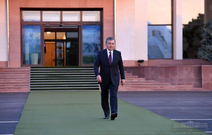 Shavkat Mirziyoyev mart oyida BAAga tashrif buyuradi