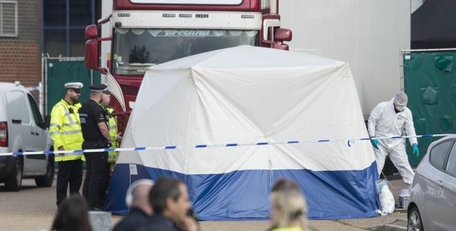 Британская полиция установила личности всех 39 погибших из «фуры смерти»