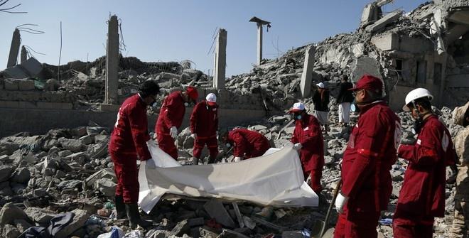 Десятки человек погибли во время удара по тюрьме в Йемене